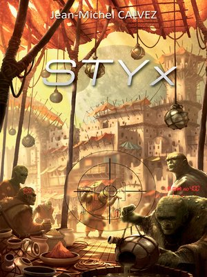 cover image of STYx