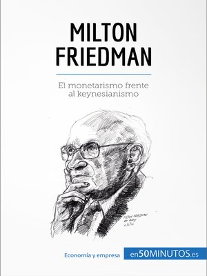 cover image of Milton Friedman