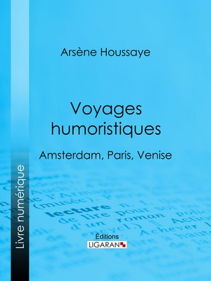 cover image of Voyages humoristiques