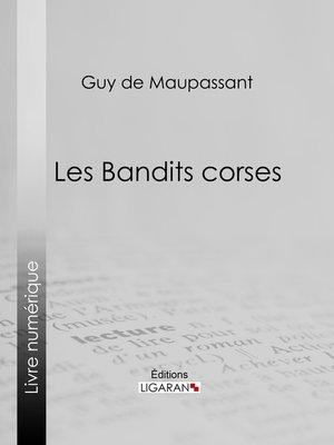 cover image of Les bandits corses