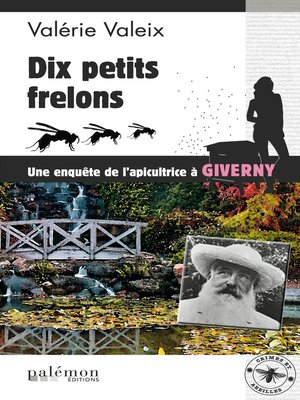 cover image of Dix petits frelons
