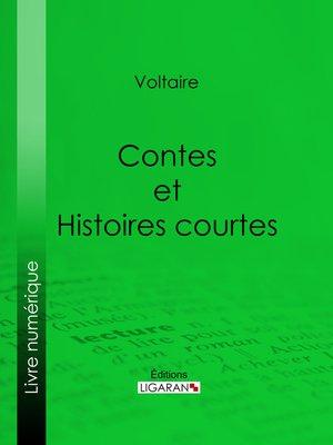 cover image of Contes et histoires courtes