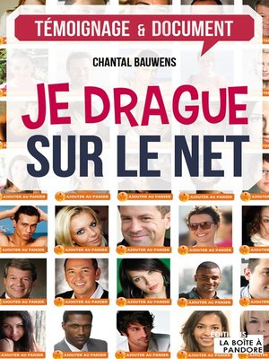 cover image of Je drague sur le net