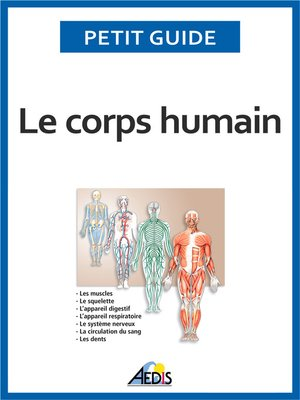 cover image of Le corps humain