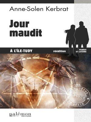 cover image of Jour maudit à l'île Tudy