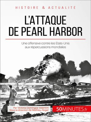 cover image of L'attaque de Pearl Harbor