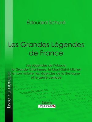 cover image of Les Grandes Légendes de France