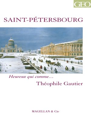 cover image of Saint-Pétersbourg