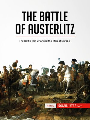 cover image of The Battle of Austerlitz