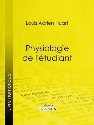 cover image of Physiologie de l'étudiant