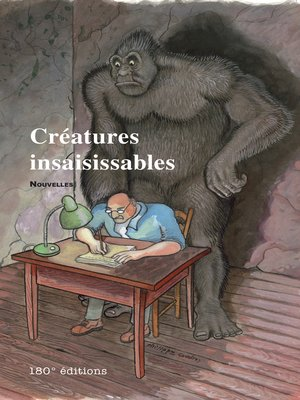 cover image of Créatures insaisissables