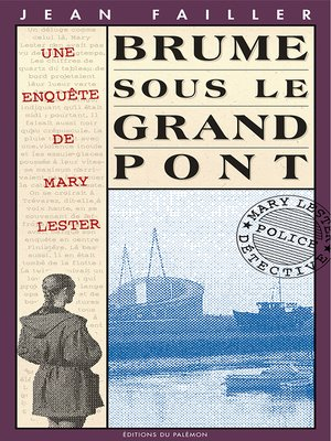 cover image of Brume sous le grand pont