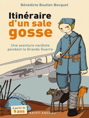 cover image of Itinéraire d'un sale gosse