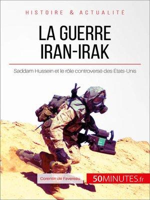 cover image of La guerre Iran-Irak