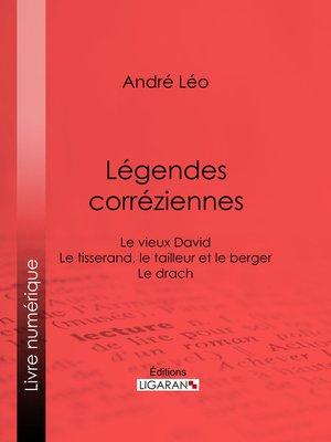 cover image of Légendes corréziennes