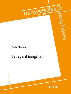 cover image of Le regard imaginal