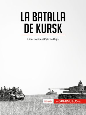 cover image of La batalla de Kursk
