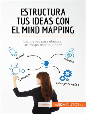 cover image of Estructura tus ideas con el mind mapping