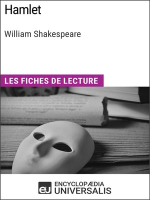 cover image of Hamlet de William Shakespeare