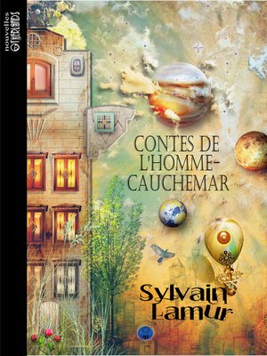 cover image of Contes del'homme-cauchemar--Tome 1