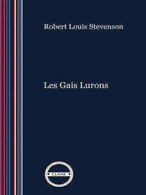 cover image of Les Gais Lurons