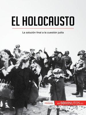 cover image of El Holocausto