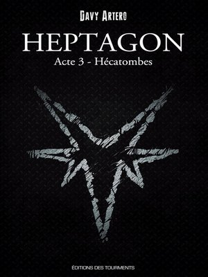 cover image of Heptagon--tome 3