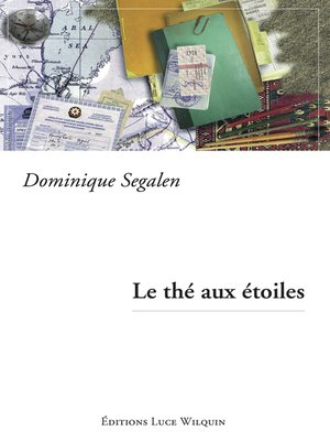cover image of Le thé aux étoiles