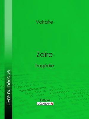cover image of Zaïre