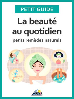 cover image of La beauté au quotidien