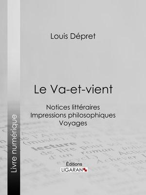 cover image of Le Va-et-vient