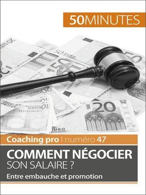 cover image of Comment négocier son salaire ?