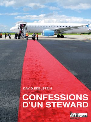 cover image of Confessions d'un steward