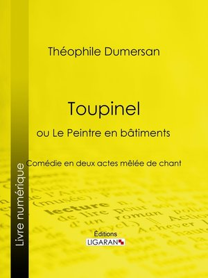 cover image of Toupinel