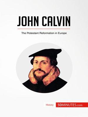 cover image of John Calvin