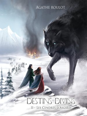 cover image of Destins divins--Tome 2