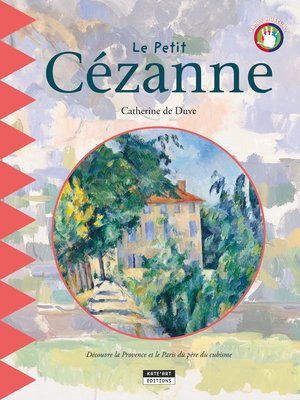 cover image of Le petit Cézanne