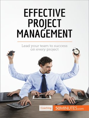 cover image of Effective Project Management