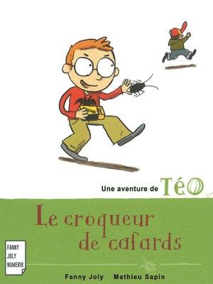cover image of Le croqueur de cafards
