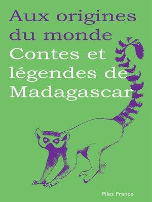 cover image of Contes et légendes de Madagascar
