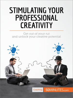 cover image of Stimulating Your Professional Creativity