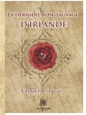cover image of La dernière rose sauvage d'Irlande