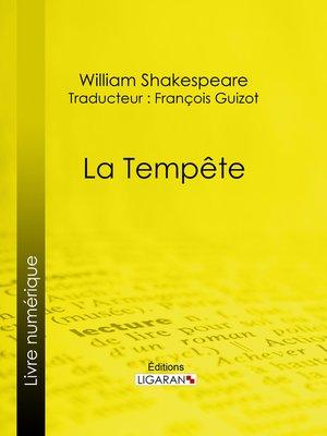 cover image of La Tempête