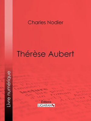 cover image of Thérèse Aubert