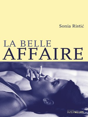 cover image of La Belle Affaire