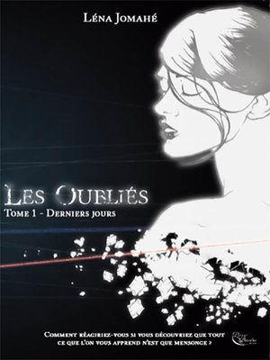 cover image of Les Oubliés--Tome 1