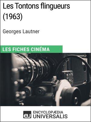 cover image of Les Tontons flingueurs de Georges Lautner