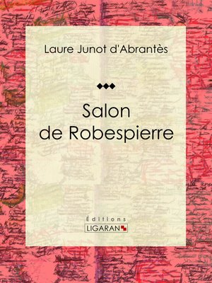 cover image of Salon de Robespierre
