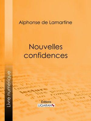 cover image of Nouvelles confidences