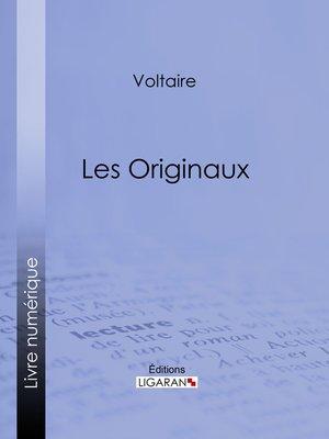 cover image of Les Originaux